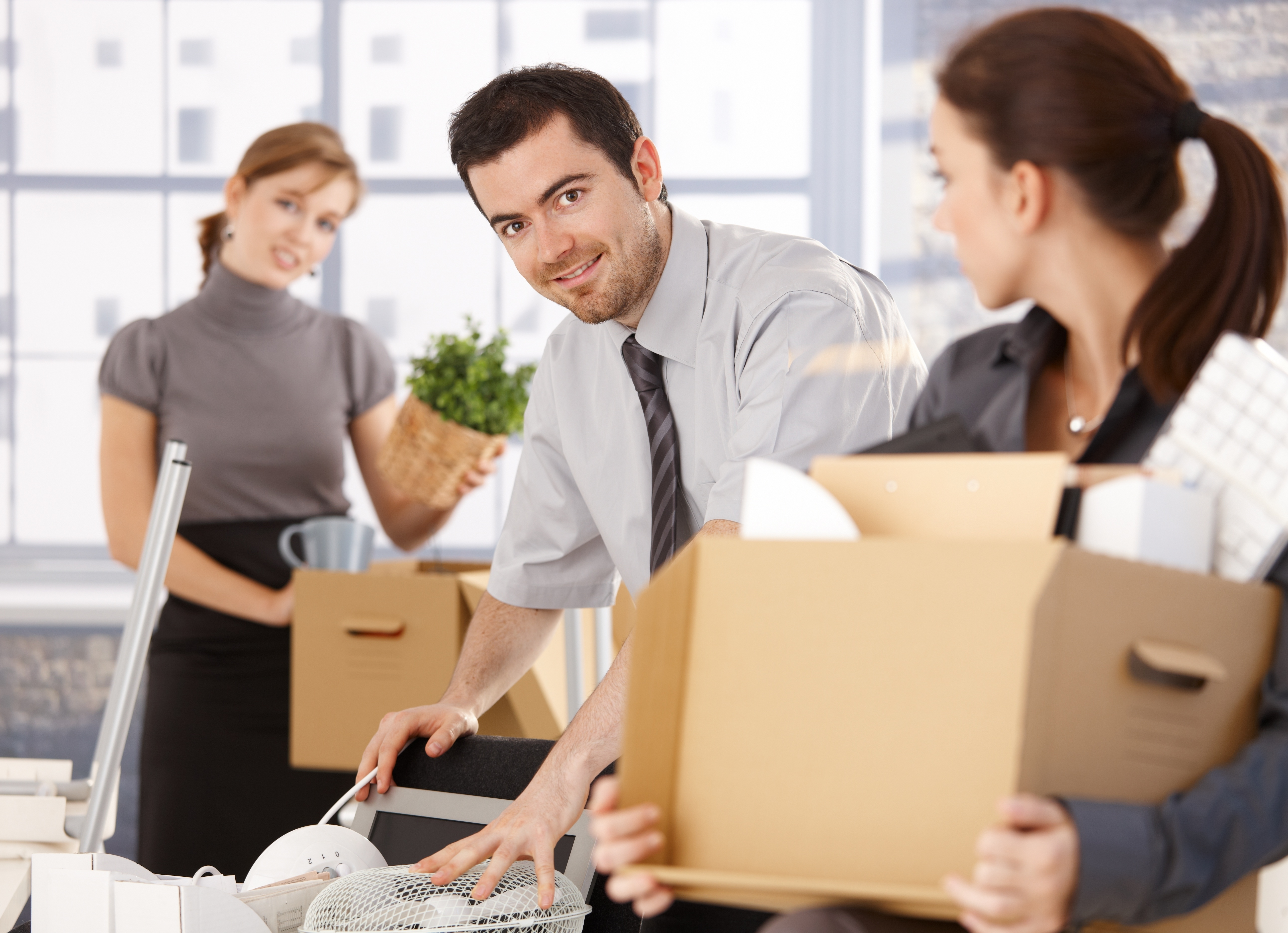 Smithfield Packing Supply Services : Business moves l store your equipment