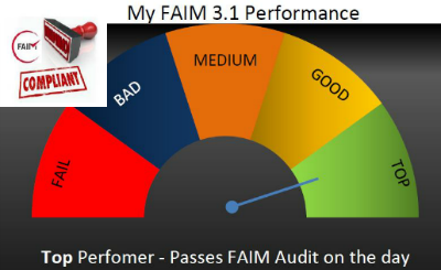 FIDI - FAIM CERTIFICATION FOR LOCAL/INTERNATIONAL MOVERS