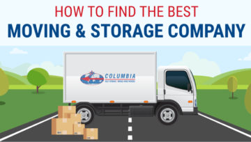 Infographic: How to Find the Best Moving and Storage Company