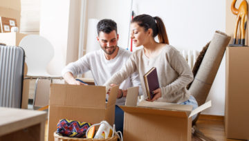 Step by Step: How to Unpack After Moving to your new House