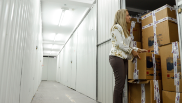 5 ways in which a self-storage unit can benefit your business