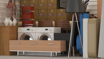 Why Self Storage Units are important for Homeowners!