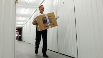 5 reasons why Self Storages are the best solution for you!