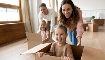 Moving with children: Make moving easier on you and your kids!